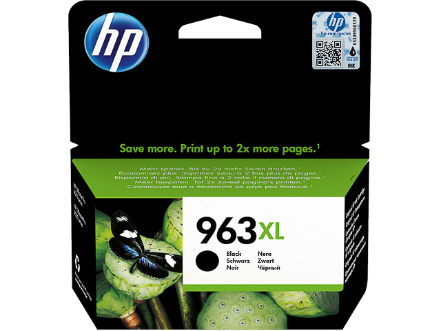 3JA30AE#BGX HP OJ PRO 9010 INK BLACK HC HP963XL 20