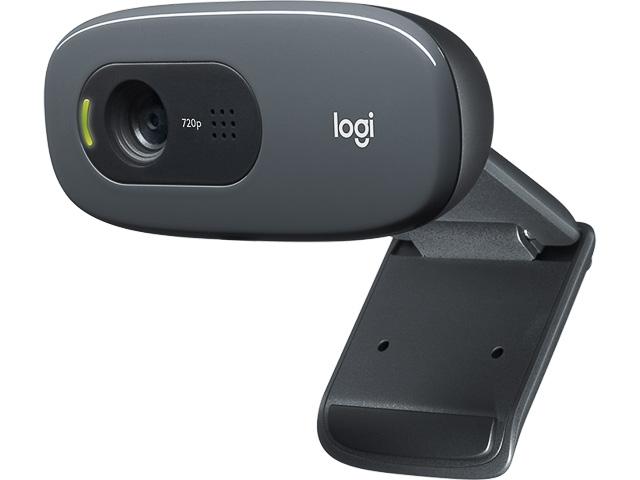 C270 LOGITECH HD WEBCAM 960-001063 720p/USB/microp