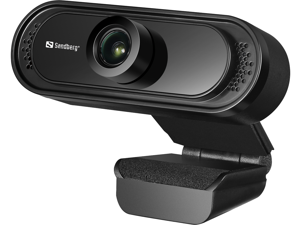 SANDBERG USB WEBCAM 1080P SAVER 333-96 microphone/cable/black 1