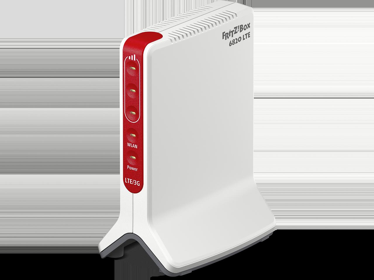 AVM FRITZ!BOX 6820 LTE ROUTER 20002906 450Mbits/WLAN N 1
