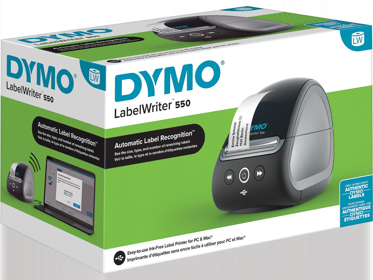 DYMO LABELWRITER 550 2112722 label printer 1