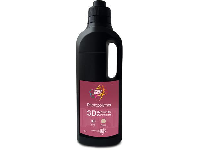 PHOTOCENTRIC DLP RESIN FIRM BLACK BR3DBLK01-UV-FIRM 1kg 1