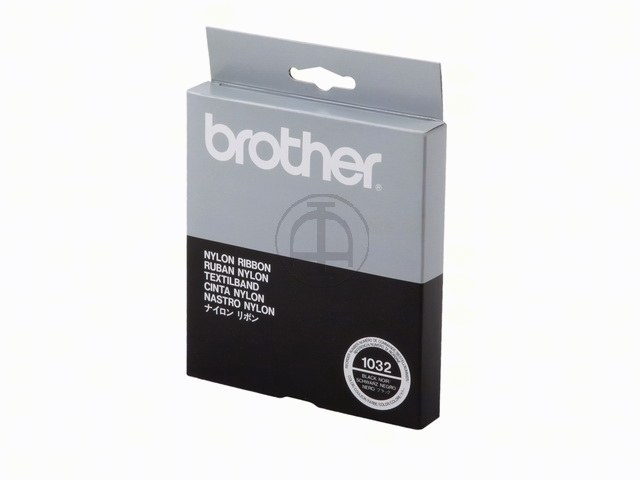 1032 BROTHER AX10 RIBBON NYLON BLACK 500.000signs 1