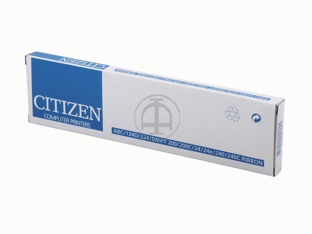 3000017 CITIZEN SWIFT24 RIBBON BLACK nylon 1