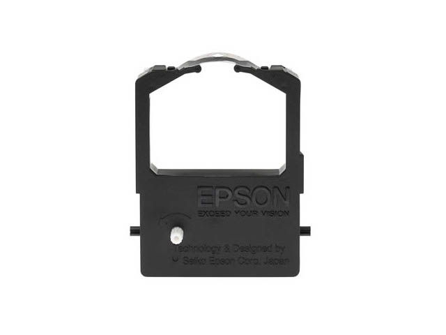 C13S015047 EPSON LX100 RIBBON NYLON BLK 3mil signs 1