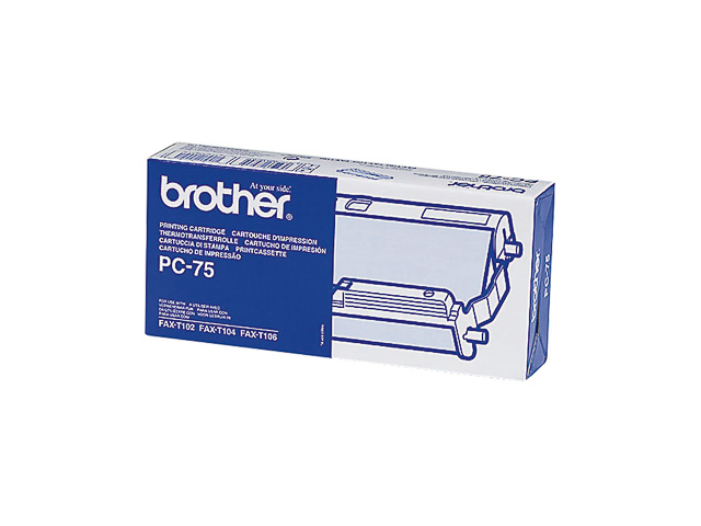 PC75 BROTHER FAX102 CARTRIDGE KIT 144pages 1