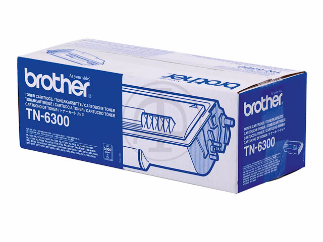 TN6300 BROTHER HL1030 TONER BLACK 3000pages standard capacity 1