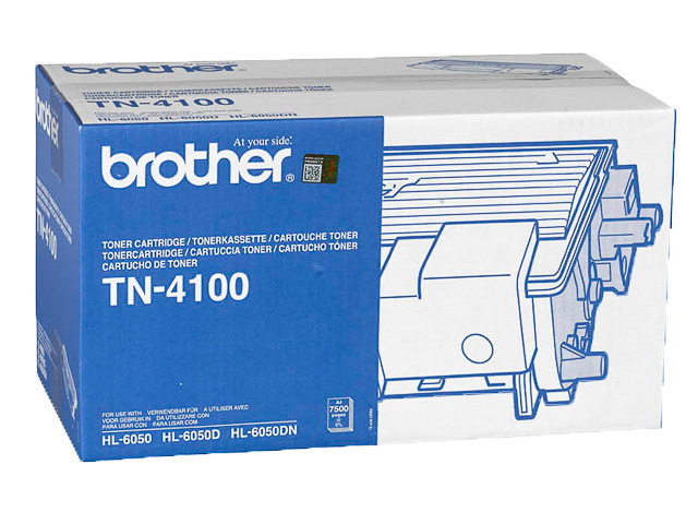TN4100 BROTHER HL6050 TONER BLACK 7500pages 1