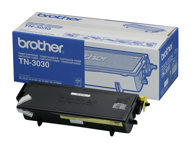 TN3030 BROTHER HL5130 TONER BLACK ST 3500pages standard capacity 1