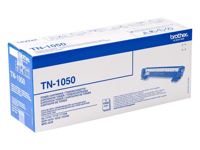TN1050 BROTHER DCP1510 TONER BLACK 1000Seiten 1
