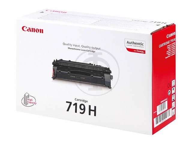 3480B002 CANON LBP6300 CARTRIDGE BLK HC 719HBK 6400pages high capacity 1