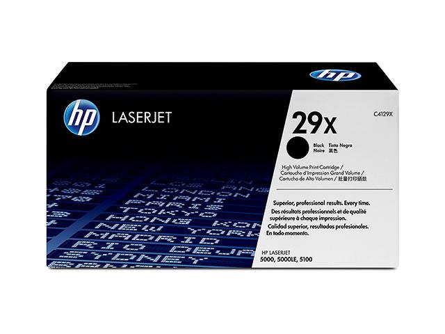 C4129X HP LJ5000 CARTRIDGE BLACK HP29X 10.000pages 1