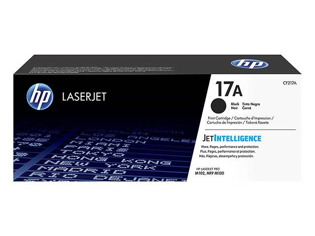 CF217A HP LJ PRO M102A CARTRIDGE BLACK HP17A 1600pages 1
