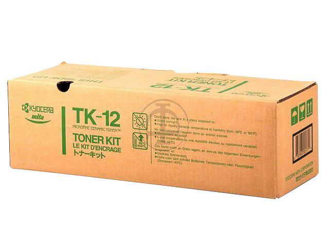 TK12 KYOCERA FS1550 TONER BLACK 37027012 10.000pages 1