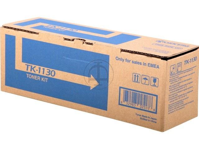 TK1130 KYOCERA FS1130MFP TONER BLACK 1T02MJ0NLC 3000pages 1