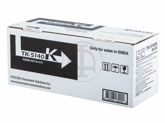 TK5140K KYOCERA M6030CDN TONER BLACK 1T02NR0NL0 7000pages