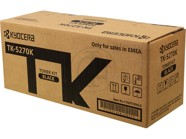 TK5270K KYOCERA M6230CIDN TONER BLACK 1T02TV0NL0 8000pages 1