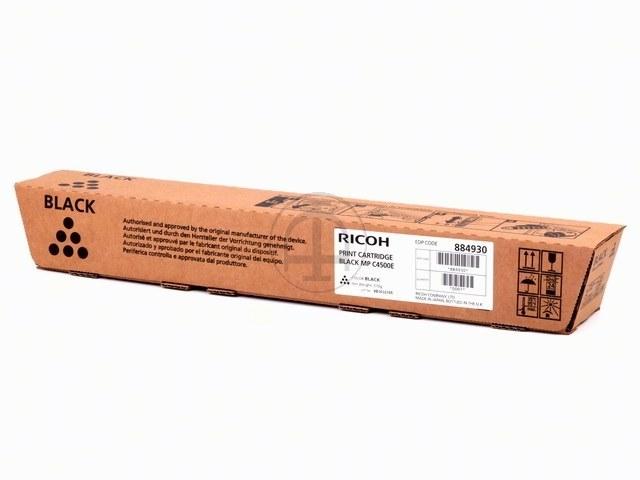 842034 RICOH MPC3500 TONER BLACK Type MPC4500E 23.000Seiten 1