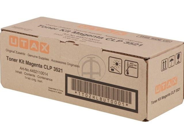 4452110014 UTAX CLP3521 TONER MAGENTA 4000Seiten 1