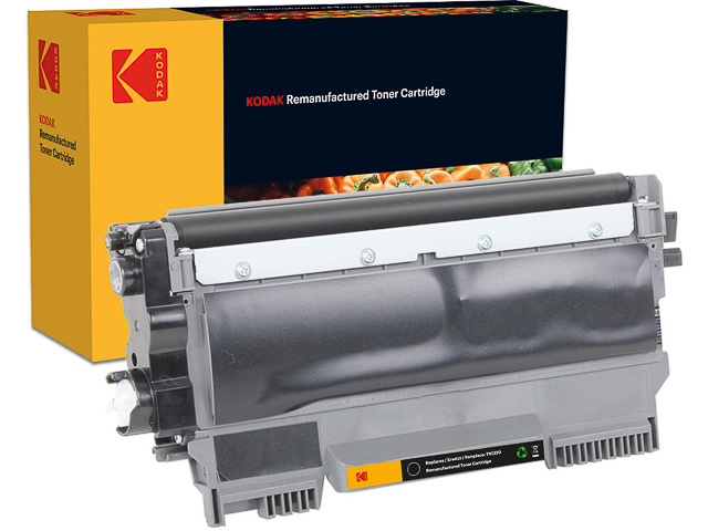 185B222001 KODAK BRO. MFC7360 TONER BLK TN2220 2600pages 1