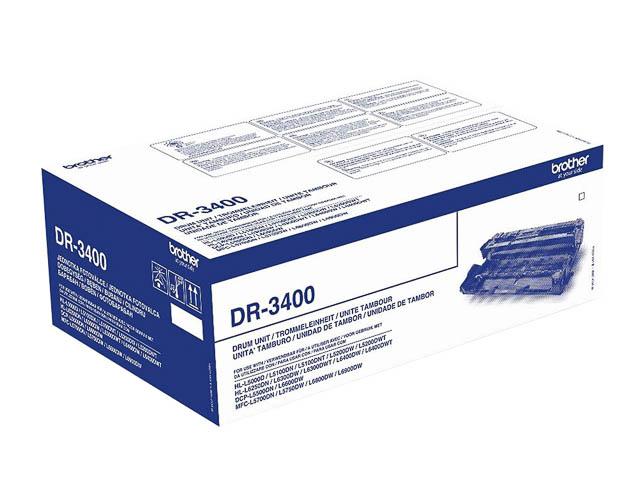 DR3400 BROTHER DCPL5500DN OPC 50.000Seiten 1
