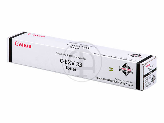 2785B002 CANON IR2520 TONER BLACK CEXV33 14.600pages 1