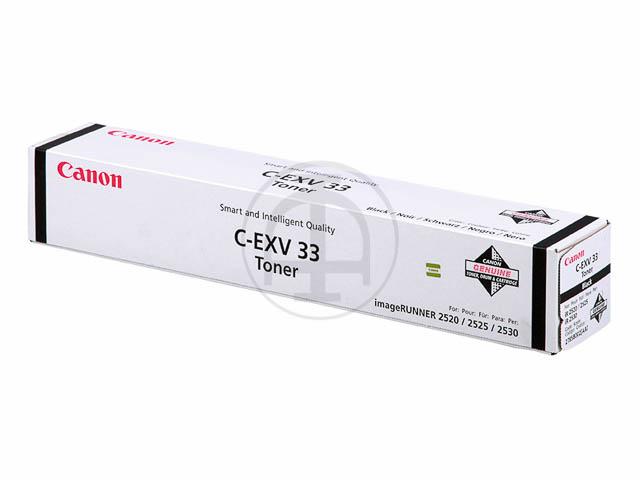 2785B002 CANON IR2520 TONER BLACK CEXV33 14.600pages 1