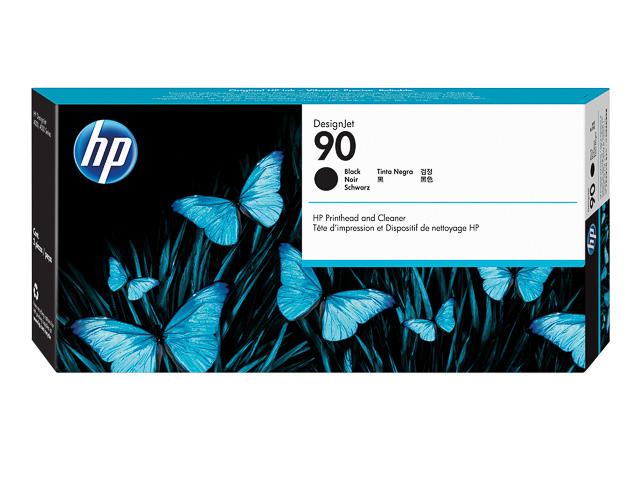C5054A HP DNJ 4000 PRINTHEAD+CLEANER BLK HP90 44ml 1
