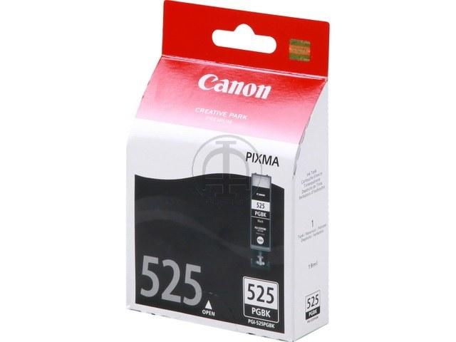 PGI525PGBK CANON IP4850 TINTE BLACK 4529B001 Nr.525 19ml 1