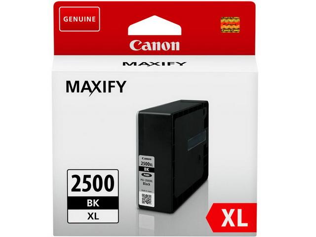 PGI2500XLBK CANON MB5050 INK BLACK HC 9254B001 70,9ml 2500pages high capacity 1