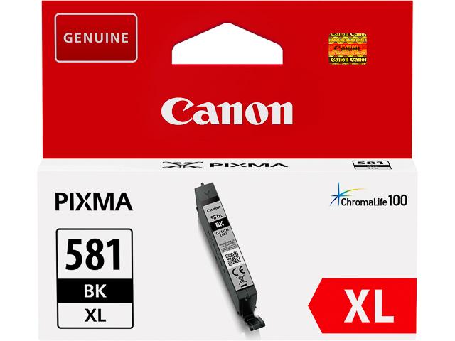 CLI581XLBK CANON TS6150 INK BLACK HC 2052C001 Nr.581 8,3ml high capacity 1