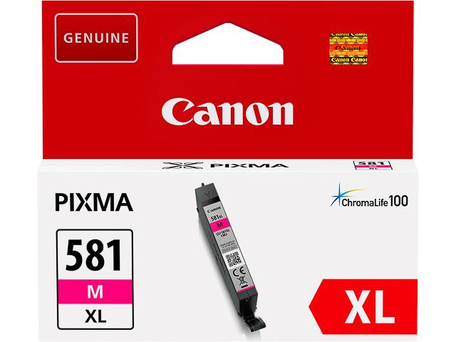 CLI581XLM CANON TS6150 INK MAGENTA HC 2050C001 No.581 5,6ml high capacity 1