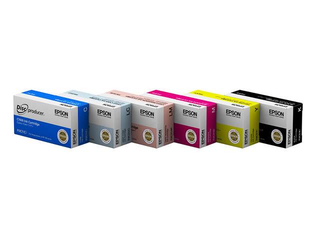 C13S020452 EPSON PP100 INK BLACK 32,2ml PJIC6 1