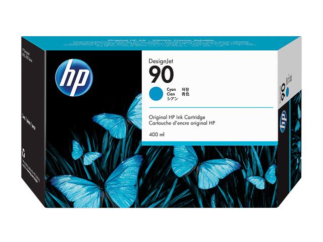 C5061A HP DNJ 4000 INK CYAN HC HP90 400ml high capacity 1