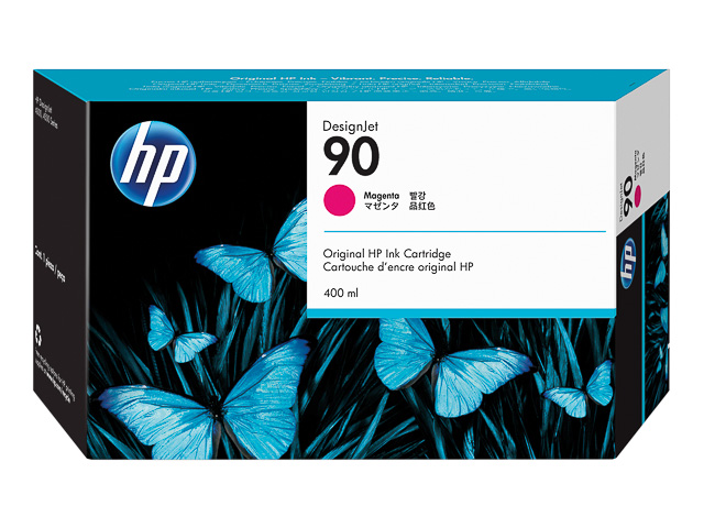 C5063A HP DNJ 4000 INK MAGENTA HC HP90 400ml high capacity 1