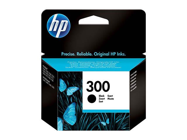 CC640EE HP DJD2560 INK BLACK ST HP300 4ml 200pages standard capacity 1
