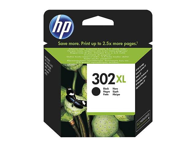 F6U68AE HP OJ3830 INK BLACK HC HP302XL 480pages high capacity 1
