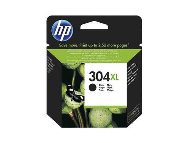 N9K08AE#UUS HP DJ3720 INK BLACK HC HP304XL 300pages high capacity 1