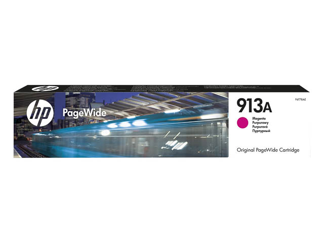 F6T78AE HP PW PRO352DN INK MAGENTA HP913A 37ml 3000pages 1