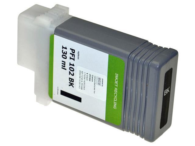 7081021 ItemP.CAN. IPF500 INK BLK 0895B001/PFI102 130ml 1