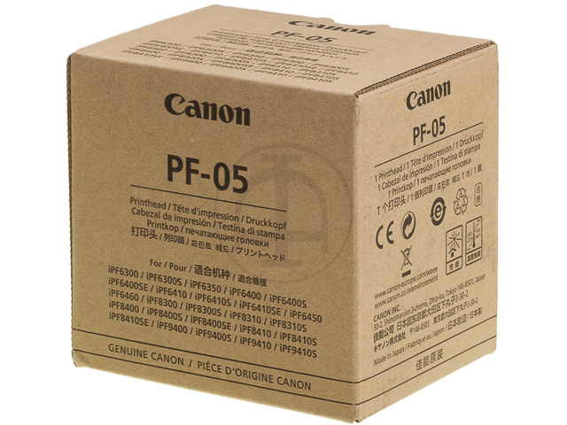 PF05 CANON IPF6300 PRINTHEAD 3872B001 spare part 1