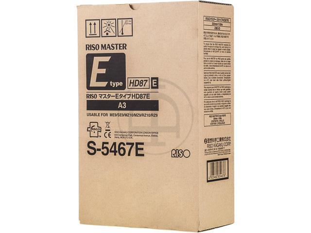 S5467E RISO RZ970 MASTER (2) A3 Z-Type 87 HD-Master A3 1