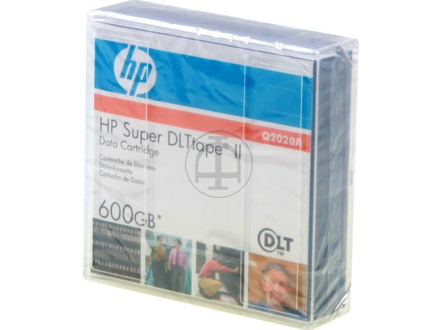 Q2020A HP SDLT2 TAPE Super DLT2 300-600GB 1