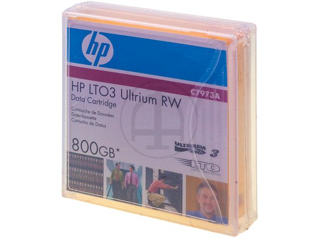 C7973A HP DC ULTRIUM3 LTO3 without label 400-800GB 680m 1