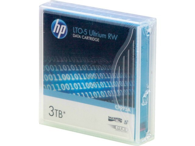 C7975A HP DC ULTRIUM5 LTO5 without label 1.5-3TB 846m 1
