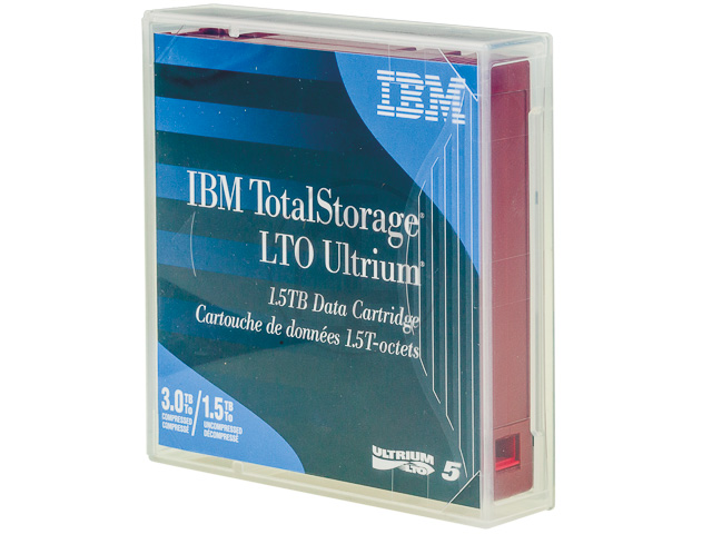 46X1290 IBM DC ULTRIUM5 LTO5 without label 1,5-3TB 846m 1