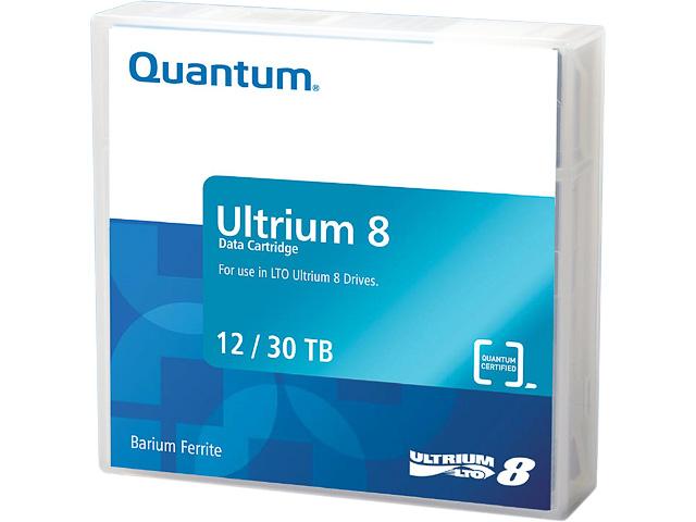 MRL8MQN01 QUANTUM DC ULTRIUM8 LTO8 ohne Label 12-30TB 960m 1