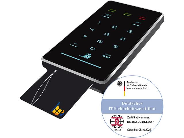 DIGITTRADE HDD FESTPLATTE EXTERN 1TB DG-HS256S3-1TB USB 3.0 hohe Sicherheit 1