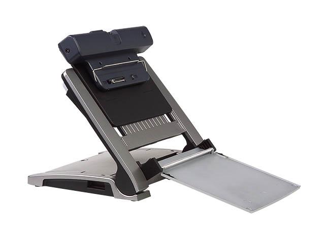 BNEPRM340 BAKKER Ergo-T 340 notebook standaard zwart-zilver 1