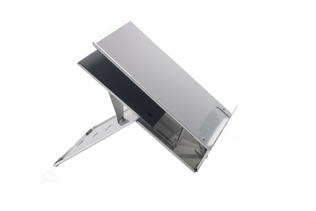 BNEQ220 BAKKER Ergo-Q 220 notebook standaard zilver 1